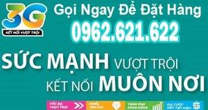 Gọi ngay 0962.621.622 để đặt mua sim 3g viettel