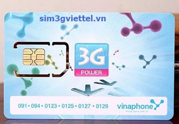Sim 3G Vinaphone 48Gb trọn gói 1 năm không giới hạn