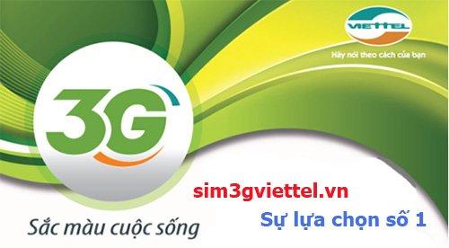 sim 3g/4g viettel - sự lựa chọn số 1
