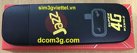 USB Dcom 4G phát wifi OBC Jazz tốc độ 150Mbps giá rẻ